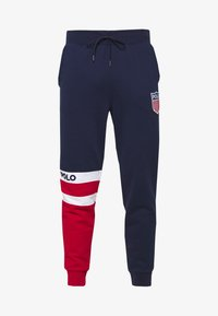 Polo Ralph Lauren - MAGIC  - Pantaloni sportivi - andover heather - 3