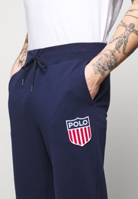 Polo Ralph Lauren - MAGIC  - Pantaloni sportivi - andover heather - 4
