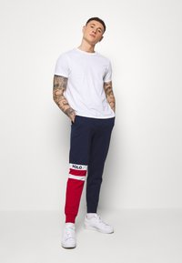 Polo Ralph Lauren - MAGIC  - Pantaloni sportivi - andover heather - 1
