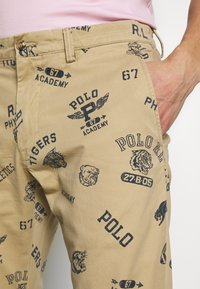 Polo Ralph Lauren - SLIM FIT BEDFORD PANT - Pantaloni - luxury tan - 3