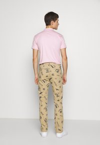 Polo Ralph Lauren - SLIM FIT BEDFORD PANT - Pantaloni - luxury tan - 2