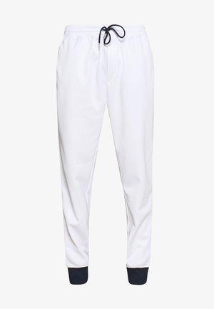 Teplákové kalhoty - pure white