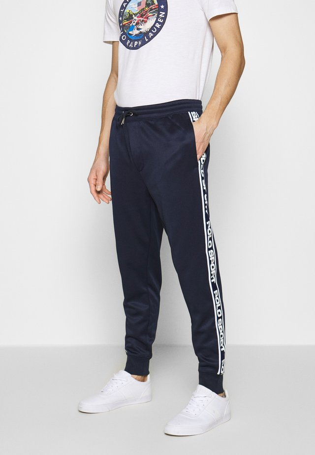 Tracksuit bottoms - cruise navy