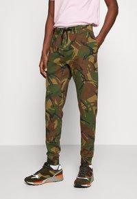 Polo Ralph Lauren - Teplákové kalhoty - british elmwood - 0
