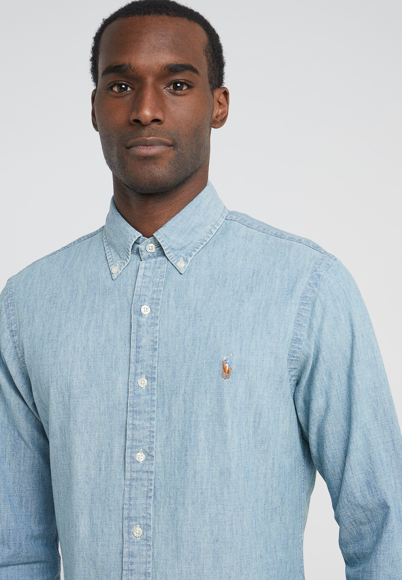 Polo Ralph Lauren Skjorta - Medium Wash