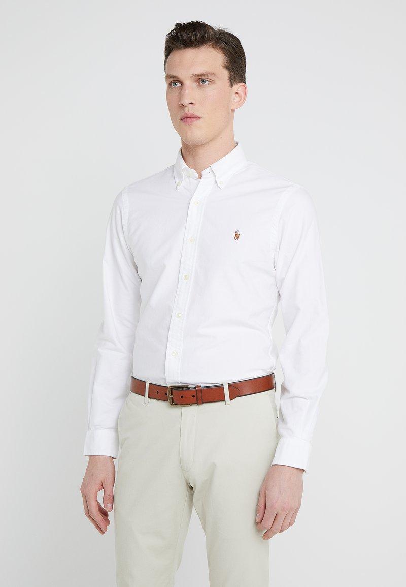 Polo Ralph Lauren - SLIM FIT - Camisa - white