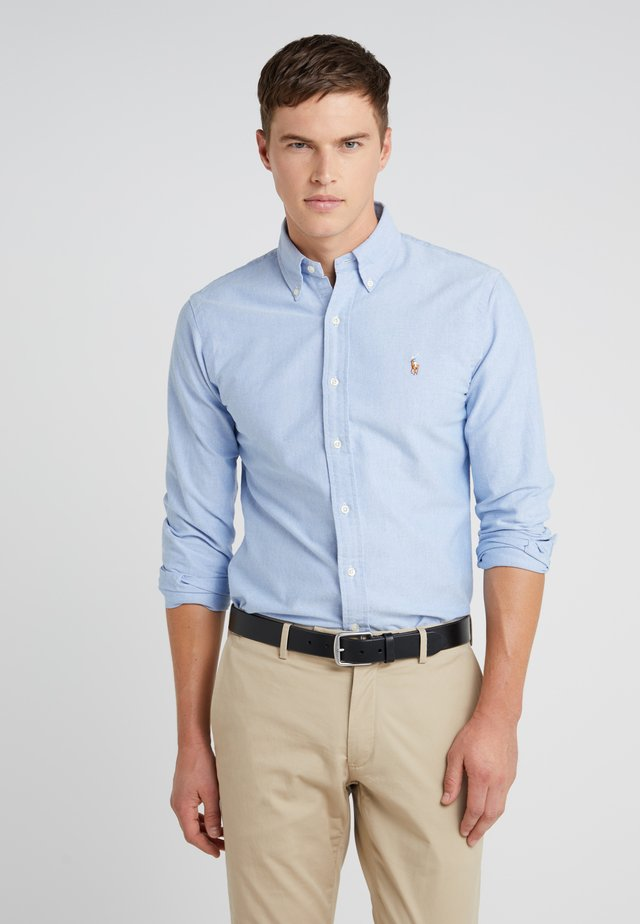 SLIM FIT - Skjorte - blue