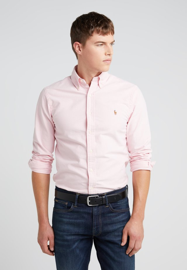 SLIM FIT - Shirt - pink