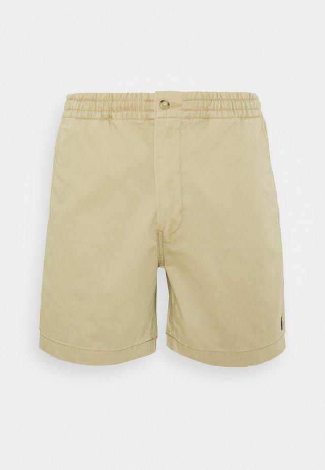 Shorts - luxury tan