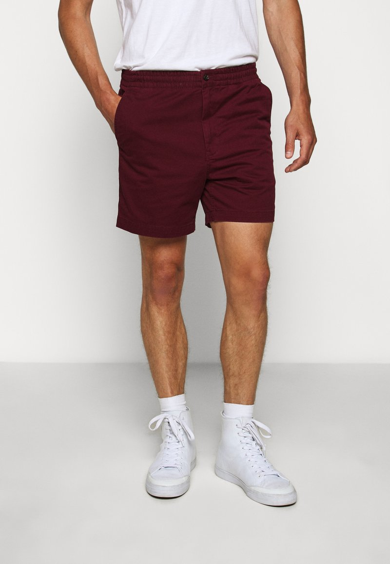 Polo Ralph Lauren - CLASSIC FIT PREPSTER - Shorts - classic wine