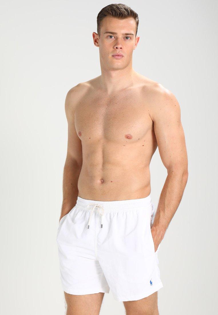 Polo Ralph Lauren - TRAVELER - Plavky - white