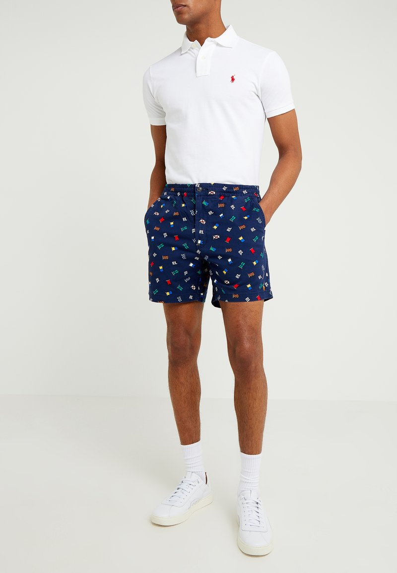Polo Ralph Lauren - CLASSIC FIT PREPSTER - Shorts - nautical ink