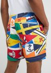 Polo Ralph Lauren - CLASSIC FIT PREPSTER - Shorts - burgee flag