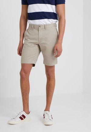 BEDFORD - Short - khaki tan