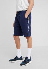Polo Ralph Lauren - INTERLOCK - Shorts - french navy - 0