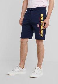 Polo Ralph Lauren - Pantalon de survêtement - cruise navy - 0