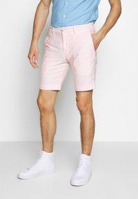 Polo Ralph Lauren - BEDFORD - Shorts - bath pink oxford - 0