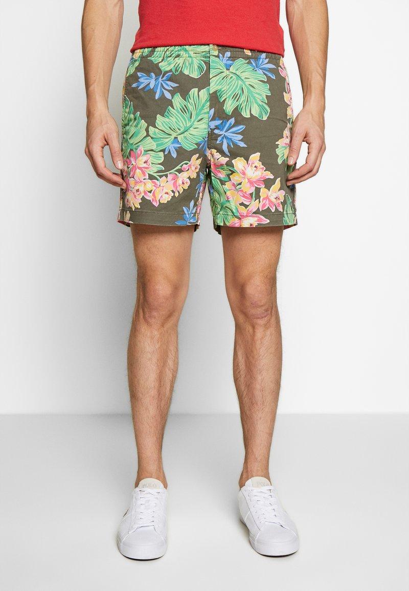 Polo Ralph Lauren - CLASSIC FIT PREPSTER SHORT - Shorts - surplus tropical