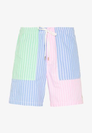 RELAXED FIT GRADUATE  - Shorts - fun stripe