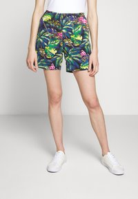 Polo Ralph Lauren - CLASSIC FIT PREPSTER - Shorts - flamingo  print - 3