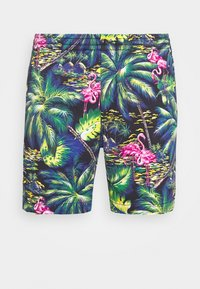 Polo Ralph Lauren - CLASSIC FIT PREPSTER - Shorts - flamingo  print - 7