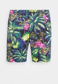 Polo Ralph Lauren - CLASSIC FIT PREPSTER - Kraťasy - flamingo  print - 7