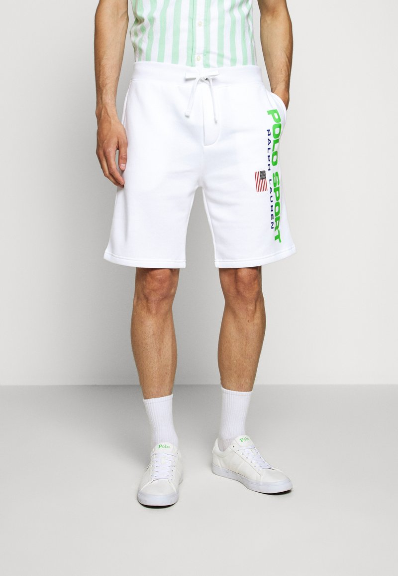 Polo Ralph Lauren - Pantalon de survêtement - white