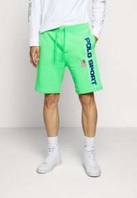 Polo Ralph Lauren - Tracksuit bottoms - neon green - 0