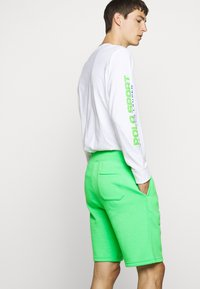 Polo Ralph Lauren - Tracksuit bottoms - neon green - 4