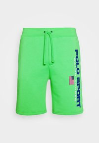 Polo Ralph Lauren - Tracksuit bottoms - neon green - 6