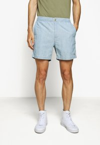 Polo Ralph Lauren - CLASSIC FIT PREPSTER  - Shorts - chambray - 0