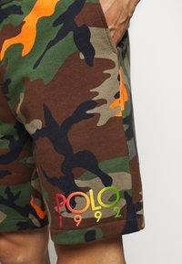 Polo Ralph Lauren - MAGIC  - Kraťasy - southern orange - 4