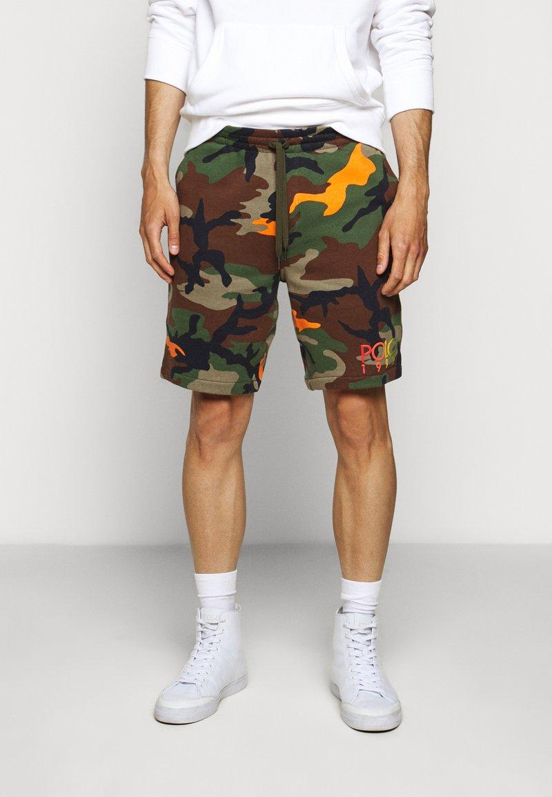 Polo Ralph Lauren - MAGIC  - Shorts - southern orange