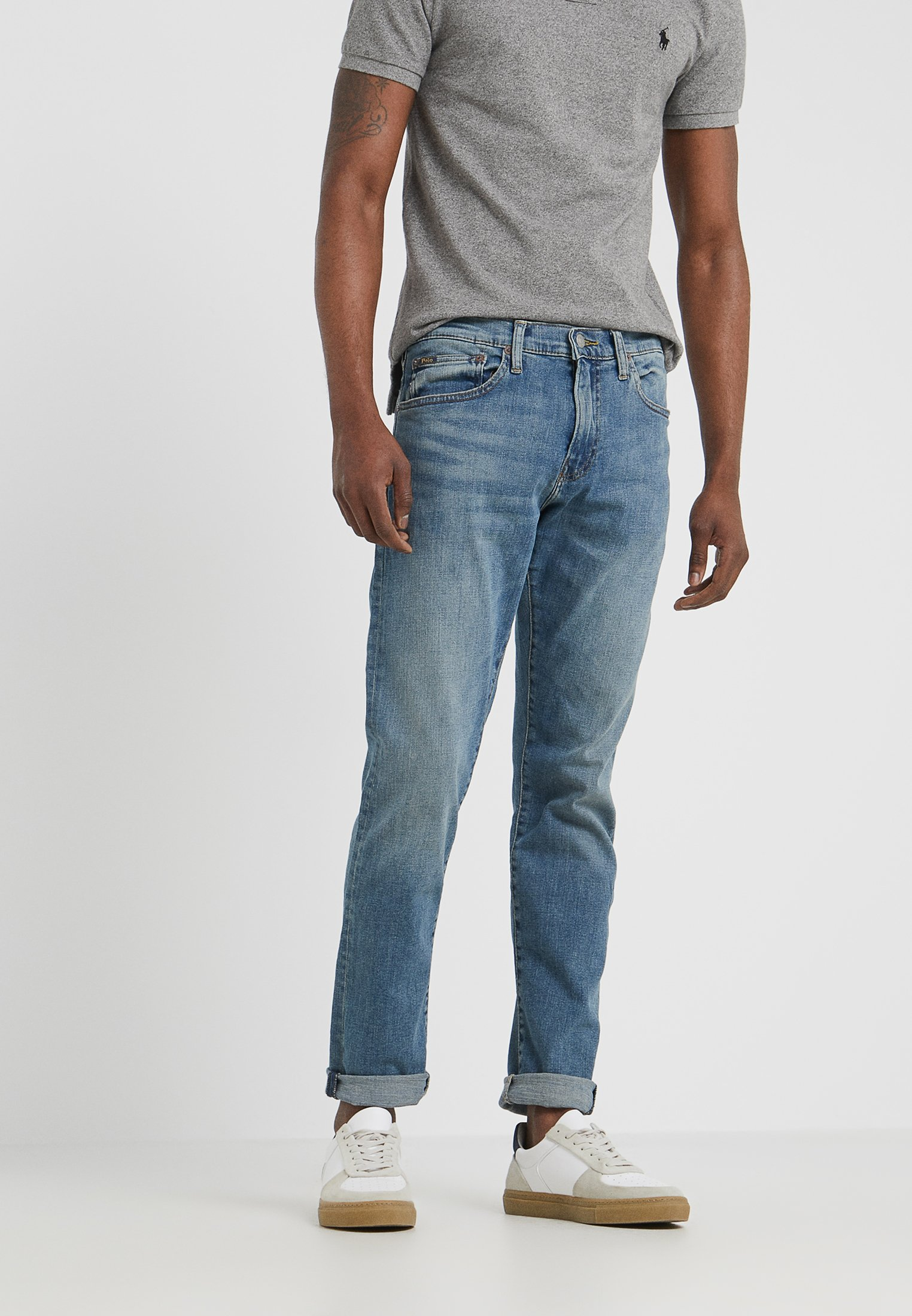 Polo Ralph Lauren SULLIVAN PANT - Jeansy Slim Fit - dixon stretch