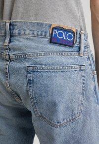 Polo Ralph Lauren - VARICK - Jeans straight leg - davidson - 4