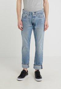 Polo Ralph Lauren - VARICK - Jeans straight leg - davidson - 0