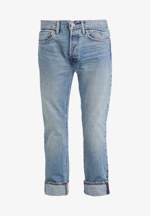 VARICK - Straight leg jeans - davidson