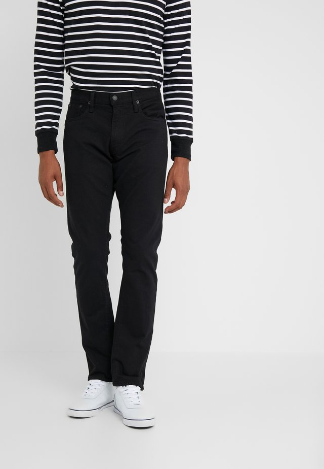 SULLIVAN SLIM - Jeans slim fit - black denim