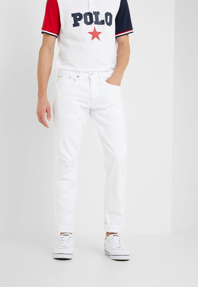 Polo Ralph Lauren - SULLIVAN - Slim fit jeans - white