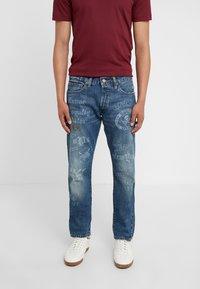 Polo Ralph Lauren - SULLIVAN SLIM - Slim fit jeans - gipson - 0