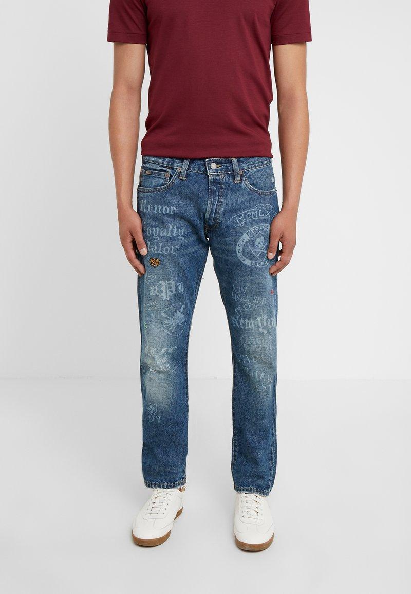 Polo Ralph Lauren - SULLIVAN SLIM - Slim fit jeans - gipson