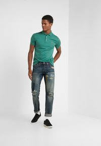 Polo Ralph Lauren - VARICK - Vaqueros slim fit - riggson repaired - 1