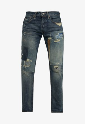VARICK - Jeans slim fit - riggson repaired