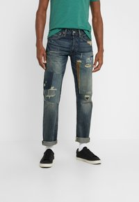 Polo Ralph Lauren - VARICK - Jean slim - riggson repaired - 0