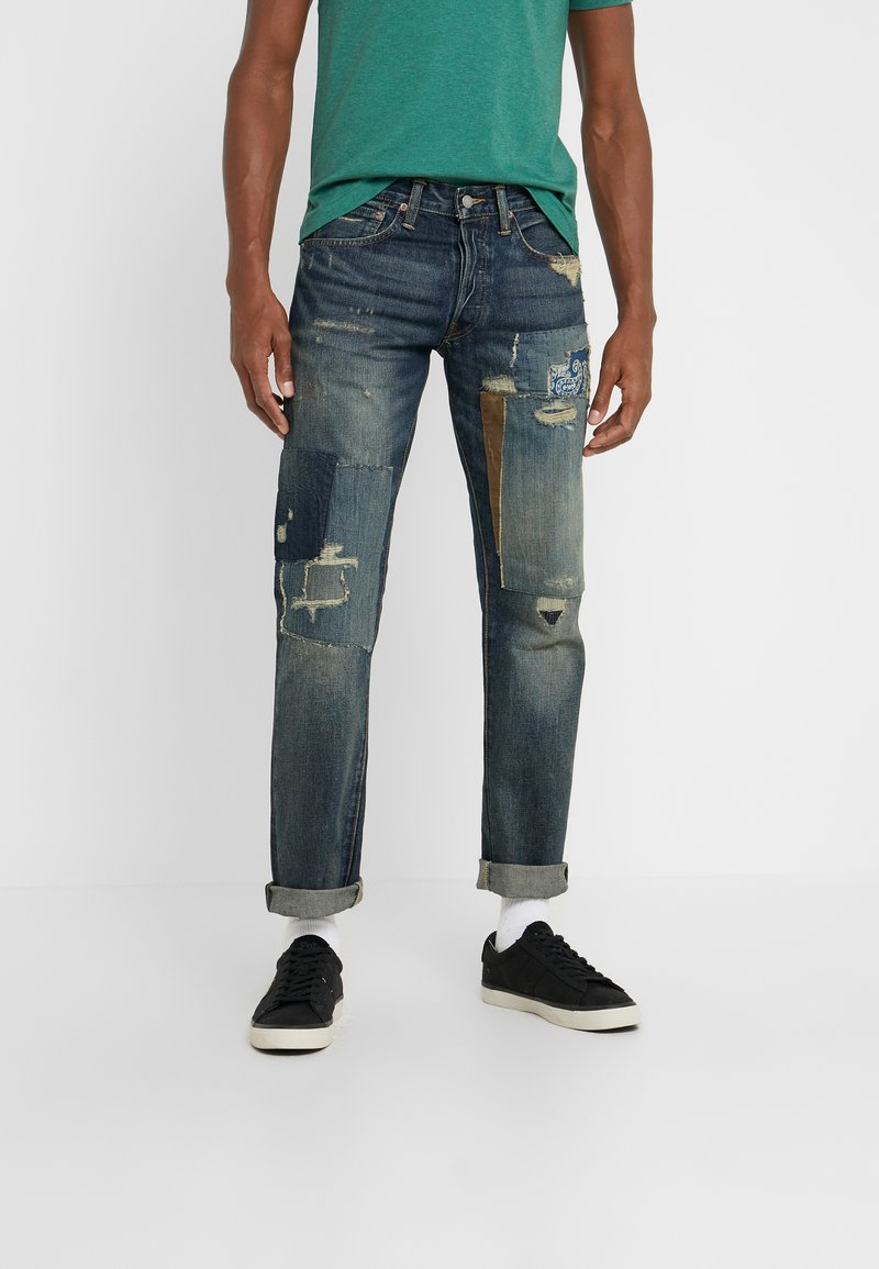 Polo Ralph Lauren - VARICK - Slim fit jeans - riggson repaired