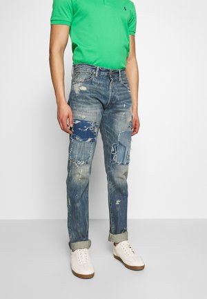 SULLIVAN - Straight leg jeans - blue denim