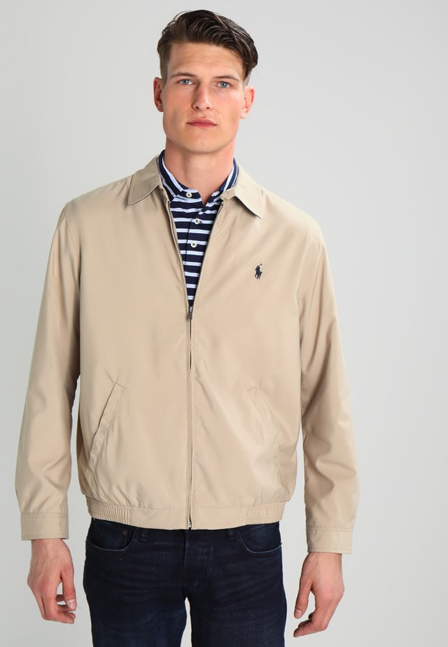 Summer jacket - khaki uniform