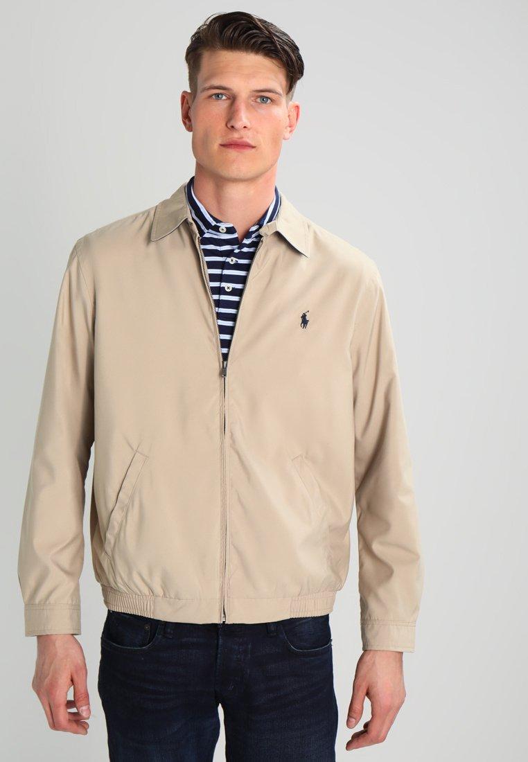 Polo Ralph Lauren - Tunn jacka - khaki uniform