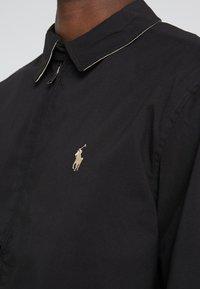Polo Ralph Lauren - Lehká bunda - black - 5
