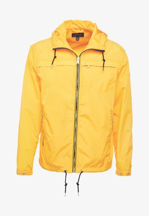 ANORAK JACKET - Tunn jacka - slicker yellow